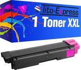 PlatinumSerie® toner XXL magenta alternatief voor Kyocera Mita TK-590 7.000 pagina 's S