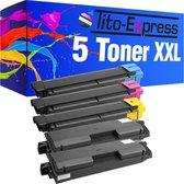 PlatinumSerie® 5 toner XXL alternatief voor Kyocera Mita TK-590 XXL