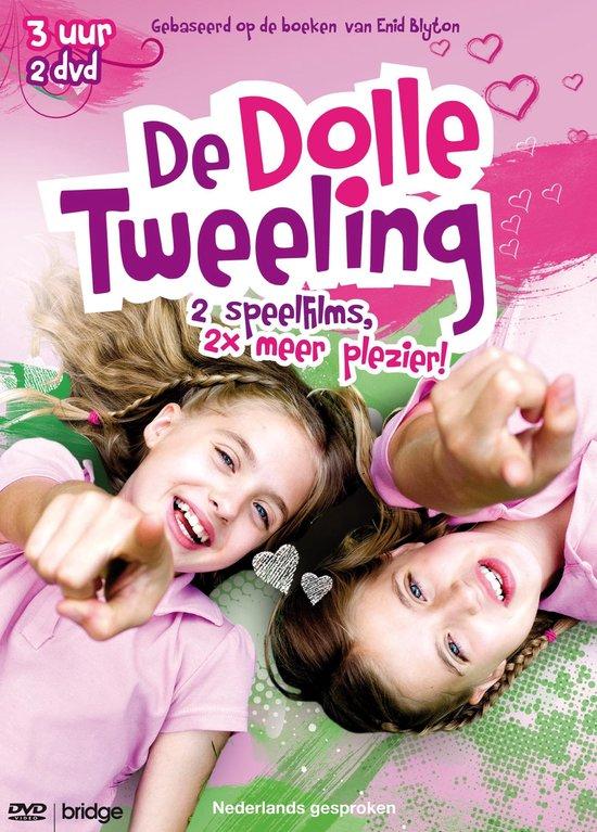 Cover van de film 'Dolle Tweeling Verzamelbox'
