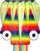 Dragon Fly Vlieger - Octopus - Regenboog