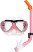 Waimea Duikmasker met Snorkel - Junior - Roze