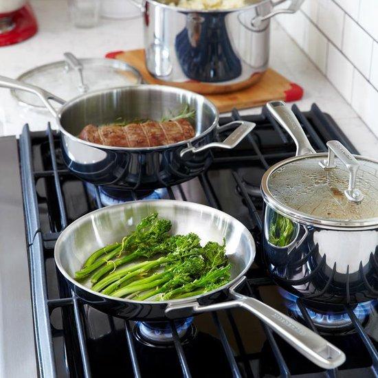 KitchenAid Steelpan à 16 cm