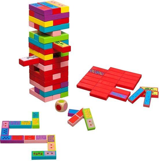 Afbeelding van het spel Philos Vallende Toren 3 in 1