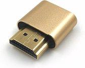 Coretek HDMI Dummy plug - versie 2.0 (4K 60Hz HDR)