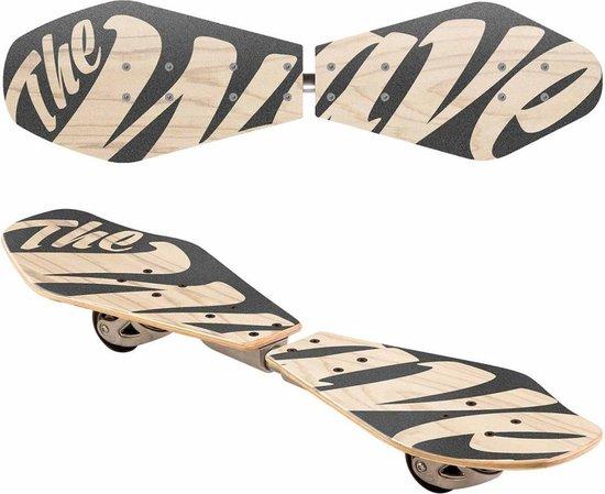 Street Surfing Waverider Signature