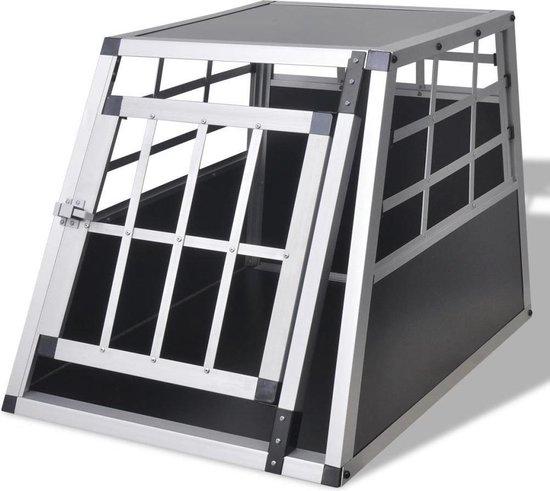 vidaXL - AutoBench - 1 deurs - 54 x 69 x 50 cm