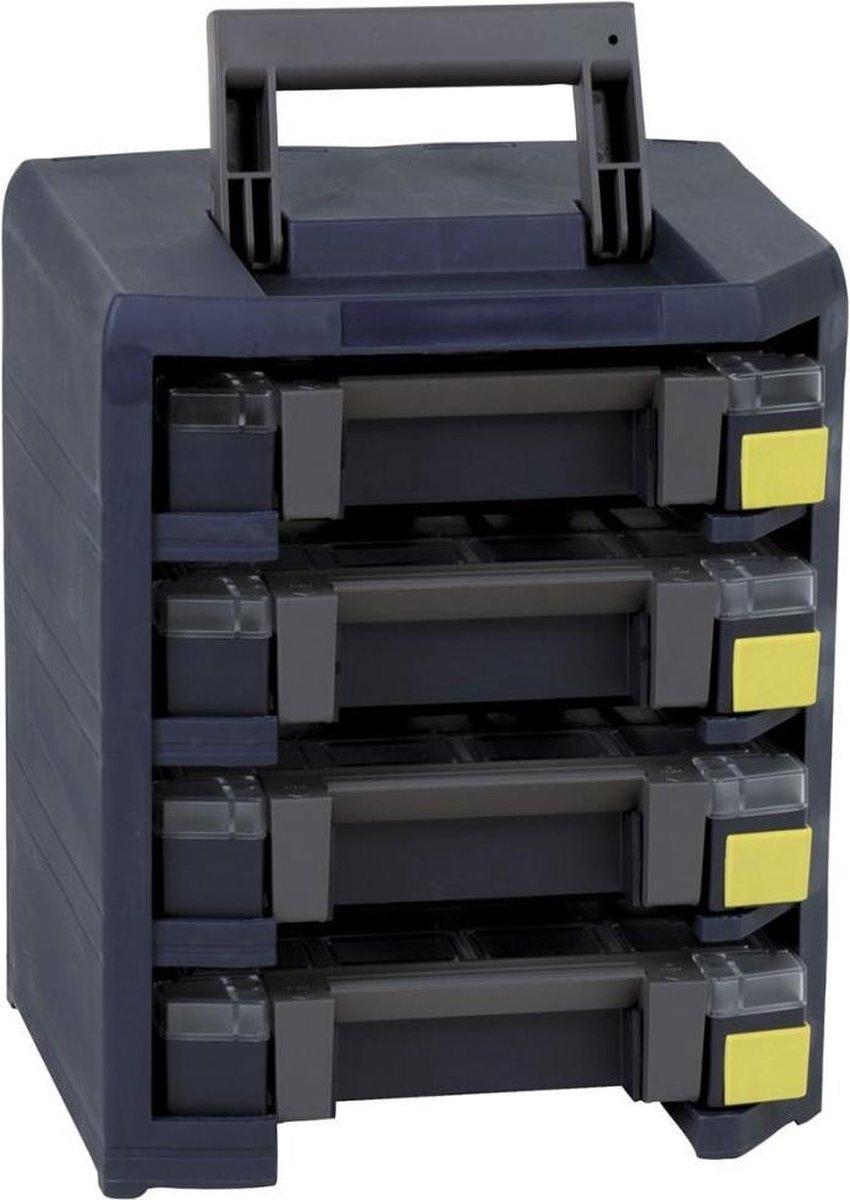 Raaco HandyBoxxser - Met 4 Boxxser Sorteerdozen - Raaco