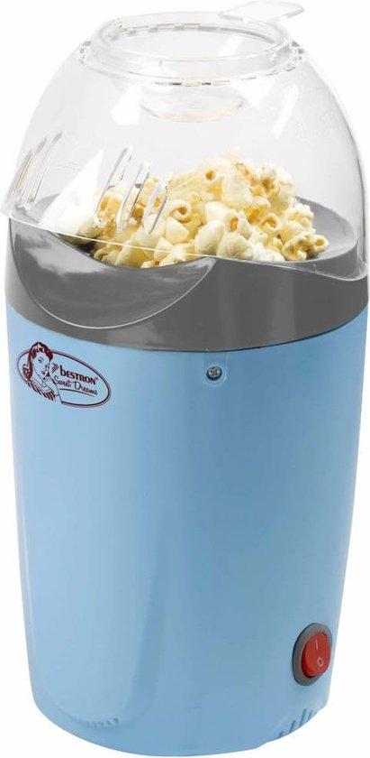 Bestron APC1007 Popcornmachine - blauw