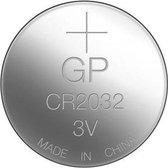 10 stuks GP CR2032 lithium batterij 3volt