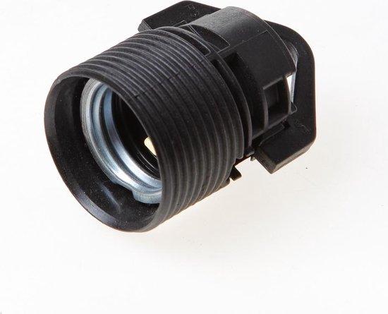 Philips Lamphouder schroefrand zwart