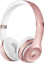 Beats by Dr. Dre Beats Solo3 Wireless Hoofdband Stereofonisch Bekabeld/Bluetooth Rose Goud mobiele hoofdtelefoon