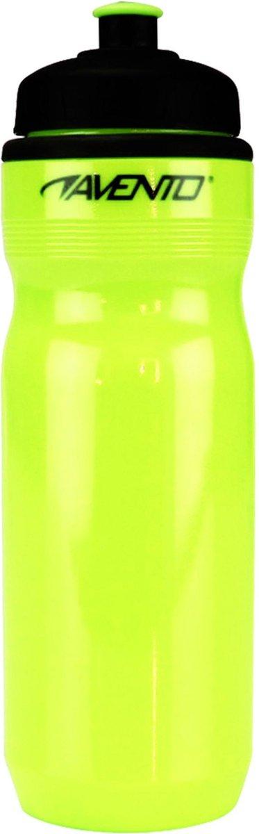 Avento Sportbidon - Duduma - Fluorgeel/Zwart - 0,70 L