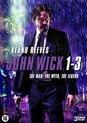 John Wick 1 + 2 + 3 (Boxset)