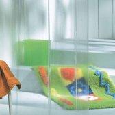 Sealskin douchegordijn Clear - 180x200 cm - Transparant