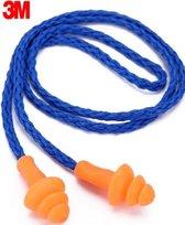 3M - Oordoppen Muziek - Slapen - Klussen - Herriestoppers - Earplugs - Gehoorbescherming