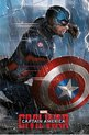 Captain America Civil War poster Chris Evans Marvel 61x91.5cm.