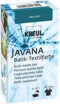 Javana Aqua Blauw Batik Textile Dye - 70ml tie dye verf