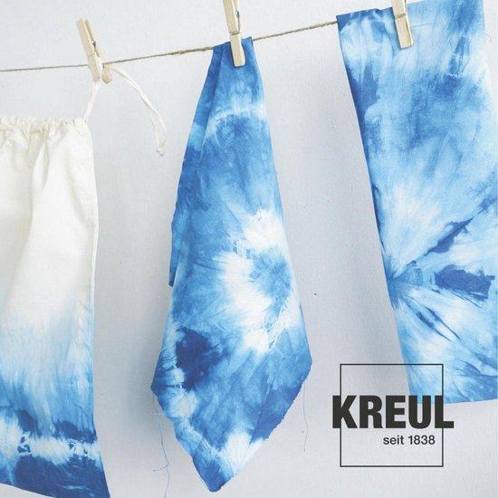 Javana Indigo Blauwe Batik Textile Dye - 70ml tie dye verf