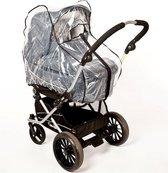 Altabebe - Regenhoes Kinderwagen Universeel met rits en ventilatie