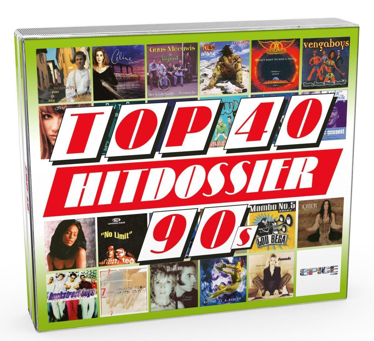 Top 40 Hitdossier - 90S