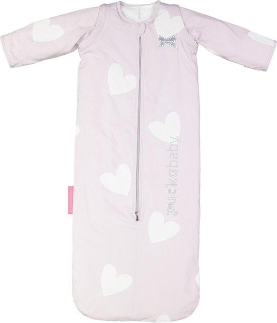 Puckababy Babyslaapzak Bag 4 Seasons 6m-2,5 j - 100cm - Tender Hearts