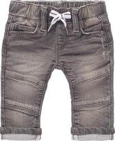 Noppies Regular Jeans Tipton Light Grey Denim Jongens - Maat 92