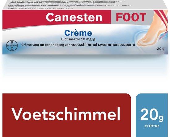 Canesten Foot bij voetschimmel, 20 gram