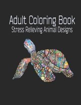 Adult Coloring Book: