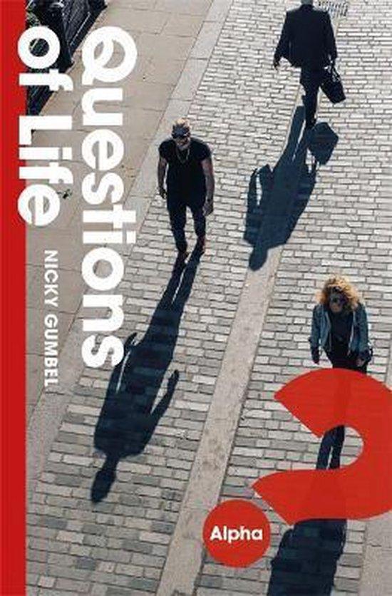 Boek cover Questions of Life van Nicky Gumbel (Paperback)