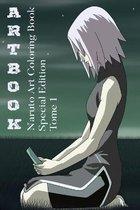 ARTBOOK - Naruto Art Coloring Book - Special Edition Tome 1