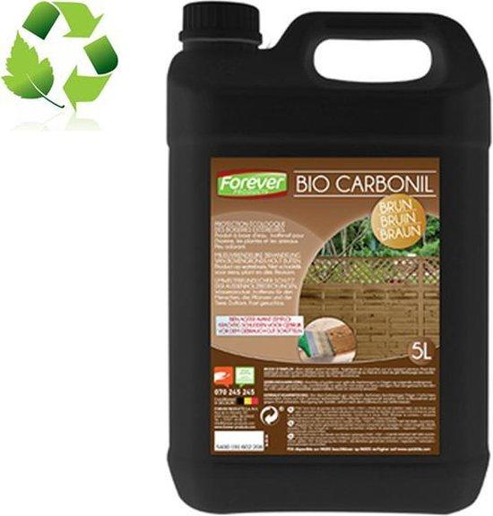 Afbeelding van Lijnolie hout  - Ecologische houtbescherming - Houtolie - Afwerking olie -  5L