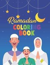 Ramadan Coloring Book