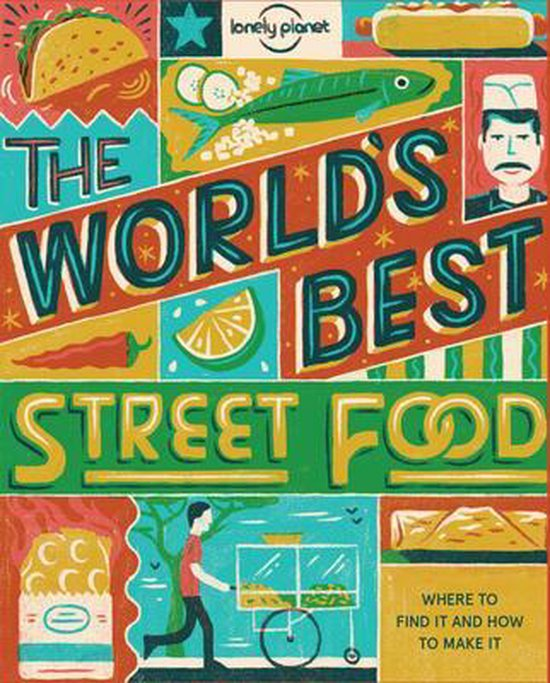 Boek cover Worlds Best Street Food mini van Food (Paperback)