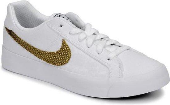WMNS Nike Court Royale AC – Wit, Goud – Maat 39