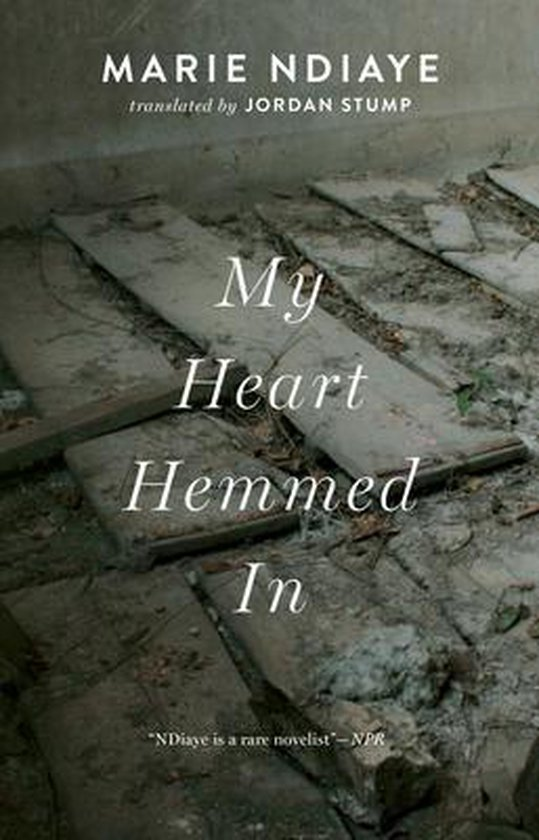 Boek cover My Heart Hemmed in van Marie Ndiaye (Paperback)