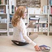 Backjoy SitSmart Core Lux Zwart - Rugsteun Zithouding Bureaustoel Auto - Rugpijn Onderrug