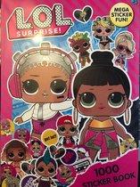 stickerboek lol surprise vol met 1000 stickers - lol stickerboek