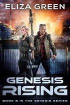 Boek cover Genesis Rising van Eliza Green