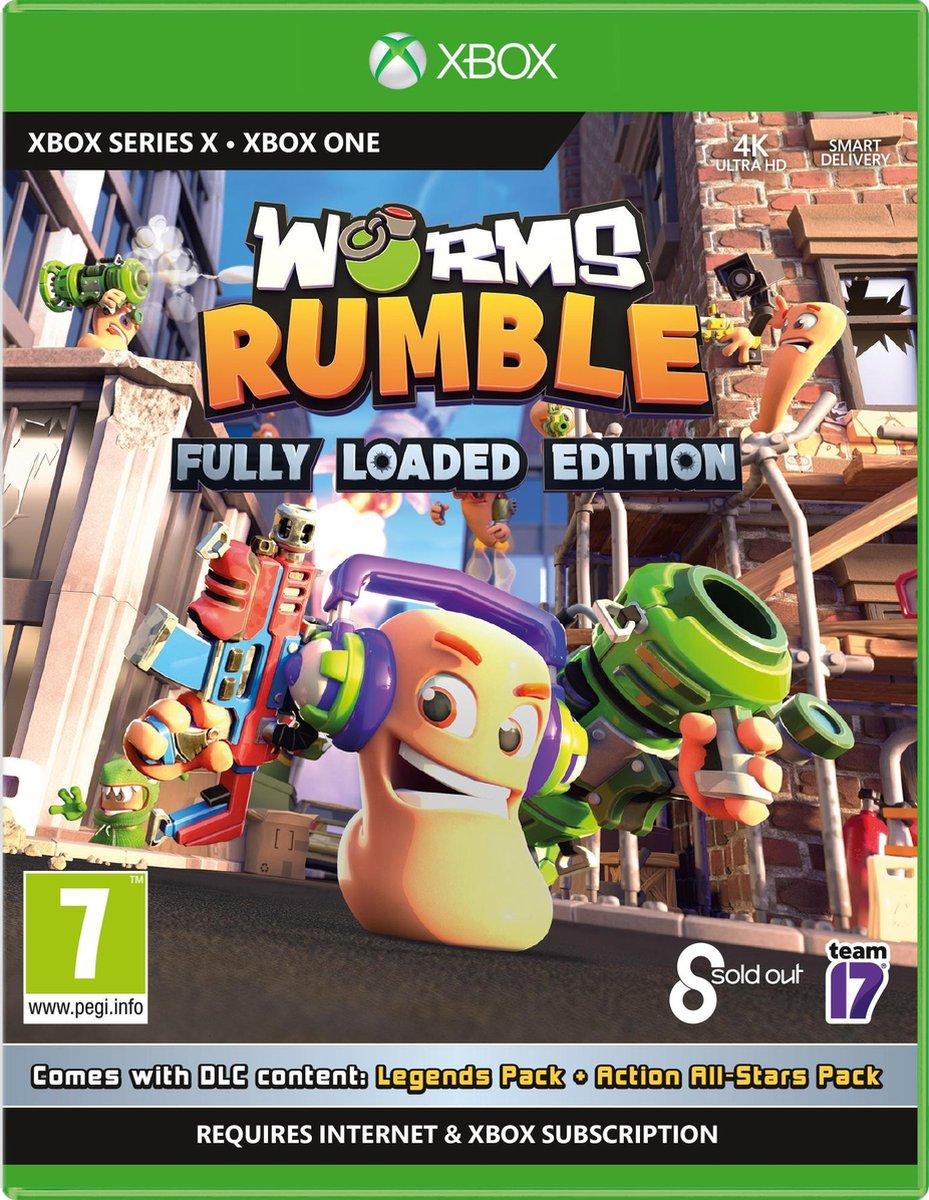 Worms Rumble – Xbox One & Xbox Series X