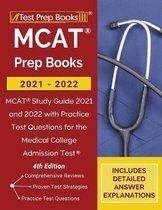 MCAT Prep Books 2021-2022