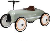 Retro Roller Loopauto Olive - Little Dutch