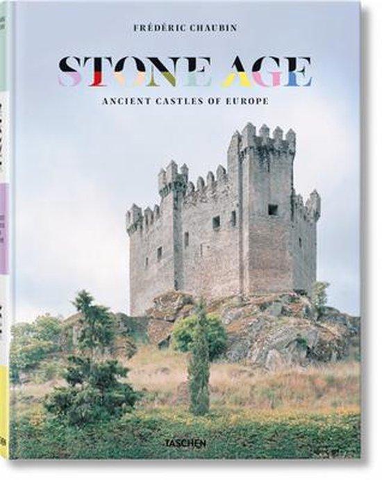 Boek cover Frederic Chaubin. Stone Age. Ancient Castles of Europe van Frederic Chaubin (Hardcover)