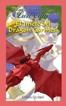 El Jinete del Dragon Carmesi