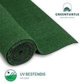 Green Turtle Kunstgras - Grastapijt 100x400cm - 8mm - Royal Melbourne - Artificieel Gras - Grasmat voor binnen en buiten