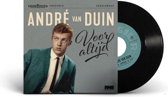 CD cover van Voor Altijd (7 inch) van Andre Van Duin