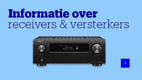 Advies over receivers & versterkers