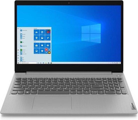 Lenovo IdeaPad 3 81W1014FMB - Laptop - 15.6 Inch - Azerty