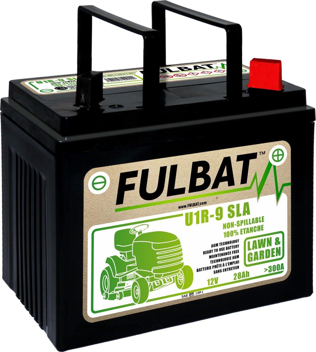 Fulbat/Boparts accu 12V/28Ah - U1R9