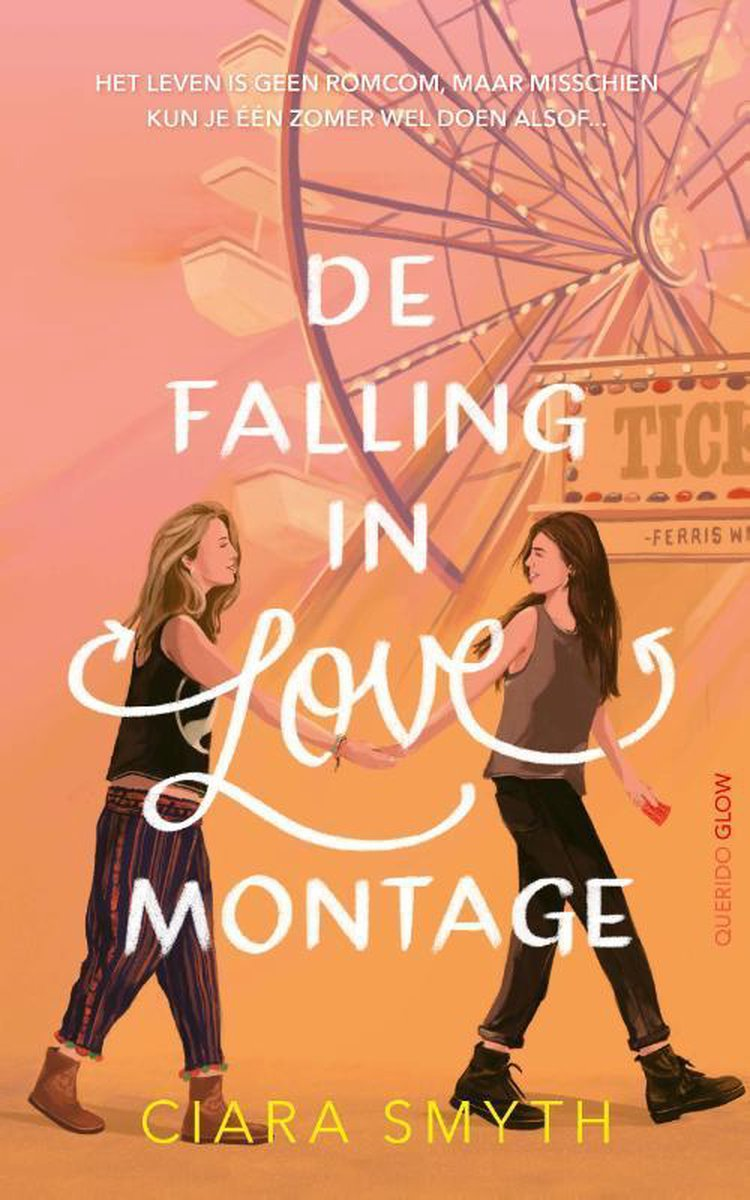 bol.com | De falling in love montage, Ciara Smyth | 9789045124810 | Boeken