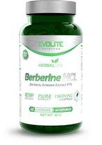 Berberine HCL 400mg 60 Capsules Evolite Nutrition